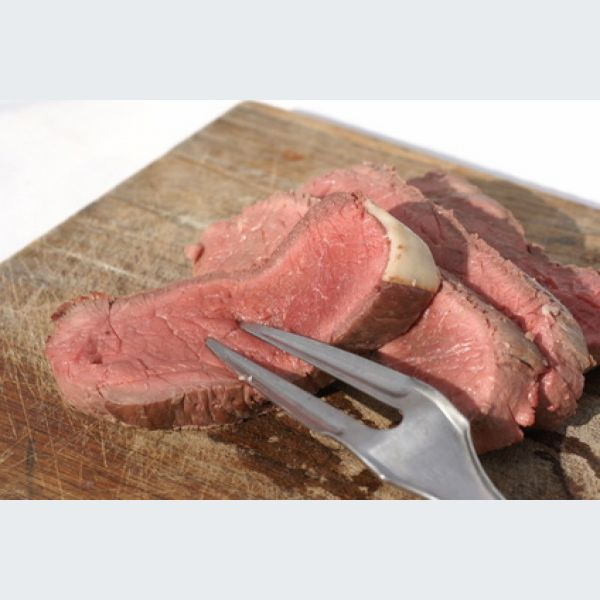 Comment d couper un morceau de viande cuit au four - Comment couper un morceau de video ...
