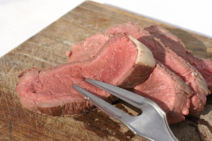 Comment transcender un morceau de viande cuit au four?