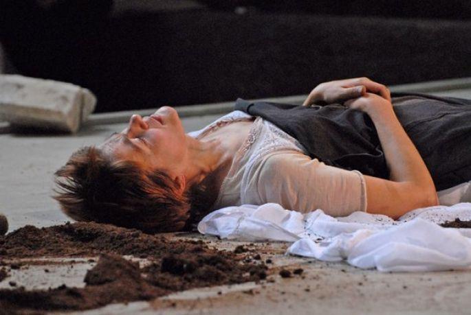 Requiem, création 2009 de la compagnie El Paso