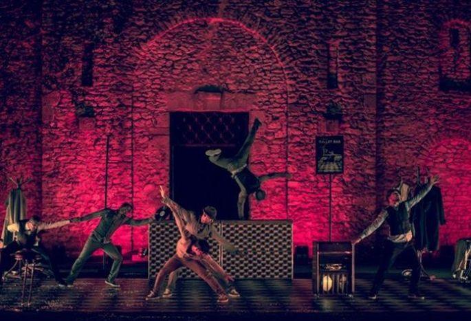 Ballet bar, une pièce chorégraphique en clôture du festival
