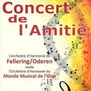 Concert de l\'Amitié