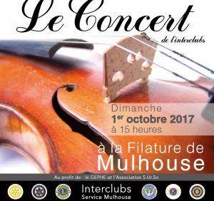 Concert de l\'Interclubs