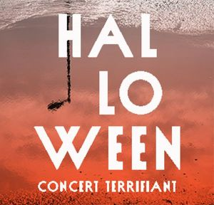 Concert Halloween de la saison - par l\'Orchestre national de Lyon