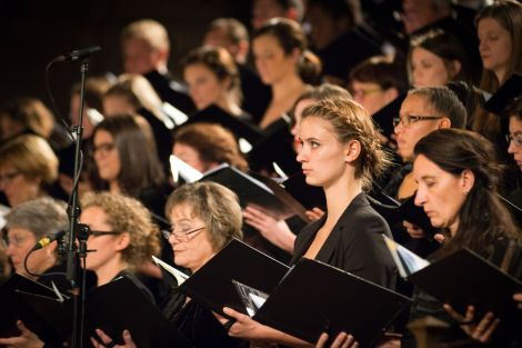 Le chœur de l\'OPS