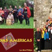 Sagradas Americas