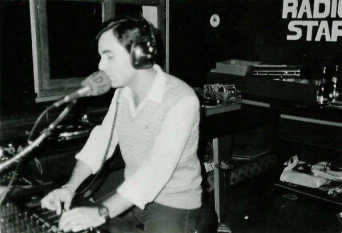 <p>Radio Star, la radio leader de la fin des années 80</p>