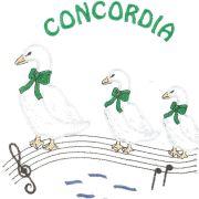 Concert d\'hiver des sociétés de Musique