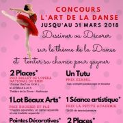 Concours L\'Art de la Danse