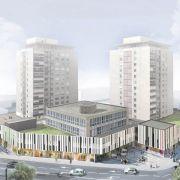 Conservatoire de Mulhouse : arrivée imminente au Centre Europe