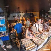 Bourse aux disques vinyls à Strasbourg 2016