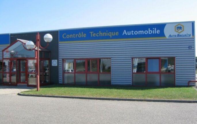 Le centre de contrôle technique Auto Sécurité de Haguenau