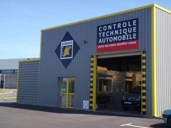 Les centres de contrôle technique vérifient plus de 120 points sur votre véhicule