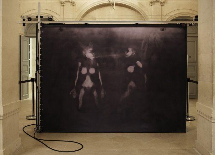 La collaboration entre Aurélien Bory et Stéphanie Fuster se poursuit