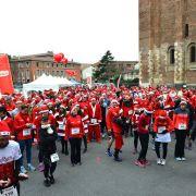 Corrida de Noël à Toulouse 2021