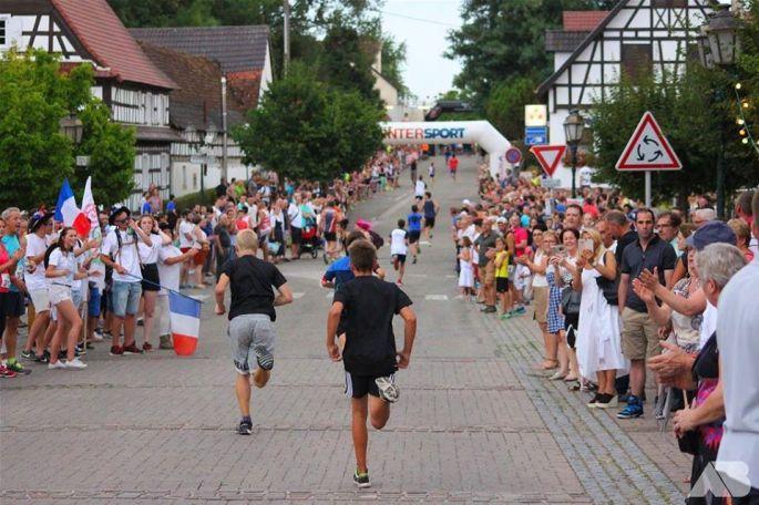 Des courses pour petits et grands: la Corrida de Seebach