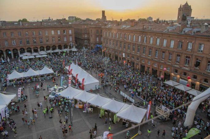 Corrida pédestre de Toulouse