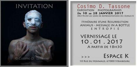 Cosimo Di Tassone - Itinéraire d\'une résurrection