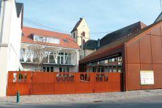 La cour des Arts a été inaugurée le 29 juin 2013
