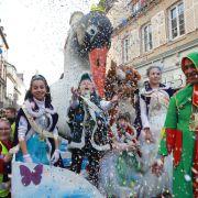 Election de la Cour princière du Carnaval de Colmar