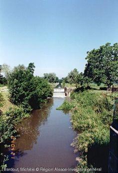 Cours d\'eau à Eckbolsheim