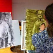 Atelier de Dessin et de Peinture avec Eve Guerrier à Strasbourg