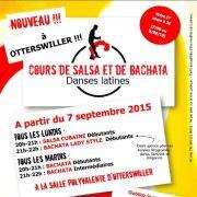Cours de Salsa Cubaine et de Bachata Lady style