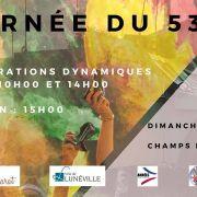 Course Color Lun\' à Lunéville 2019