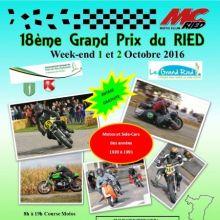 Course de motos anciennes «Grand Prix du Ried»