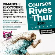 Course des rives de la Thur 2018