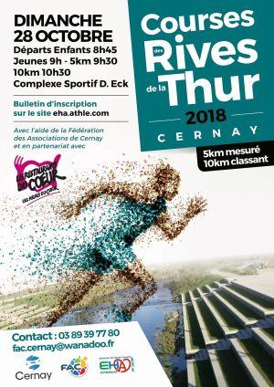 Course des rives de la Thur 2018