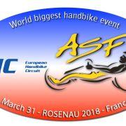 Course handbike Rosenau 2012