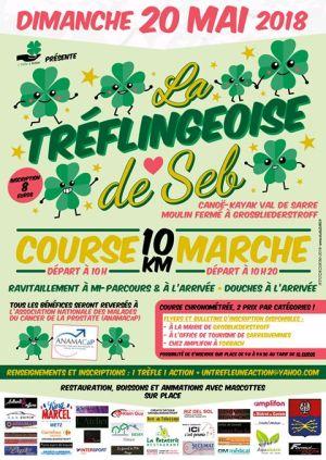 Course La Tréflingeoise 2018