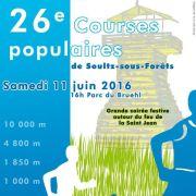 Courses populaires à Soultz-sous-Forêts 2018