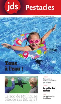 couverture magazine spectacles 306