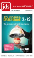 couverture magazine JDS 323