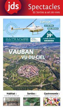 couverture magazine spectacles 296