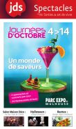 couverture magazine spectacles 312
