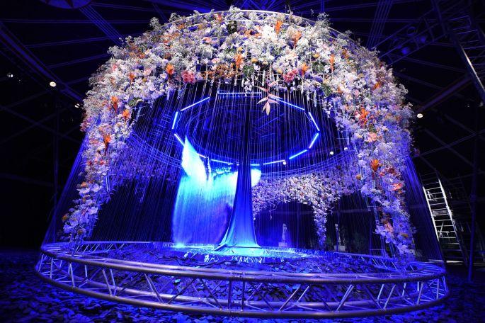 Folie\'Flore à Mulhouse et ses créations qui émerveillent petits et grands