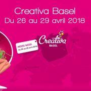 Creativa 2018 à Bâle