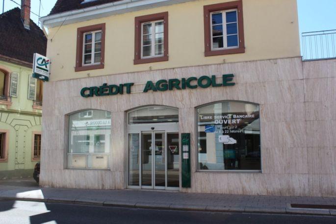 Crédit Agricole - Cernay
