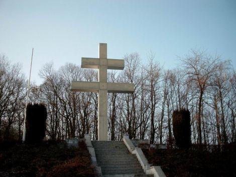 La Croix de Lorraine du Staufen