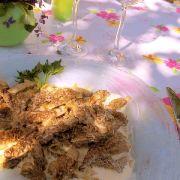 La recette de la croûte aux morilles