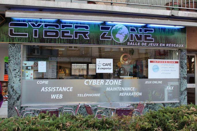 Cyber Zone à Mulhouse