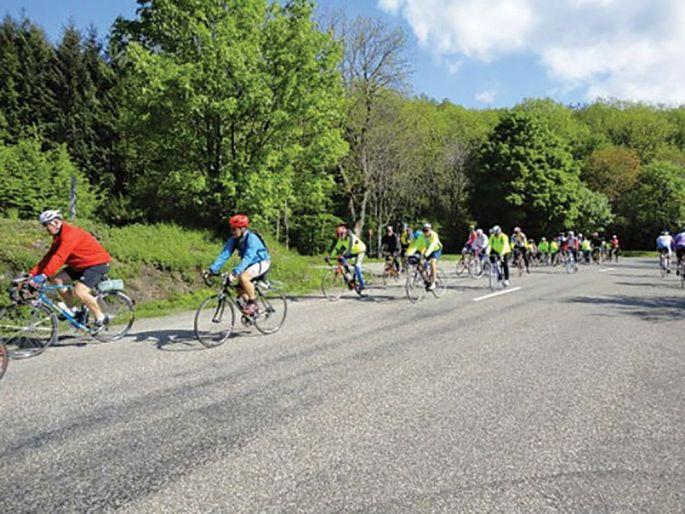 Le cyclotourisme, c'est du vélo sans chrono, sans classement, juste pour le plaisir