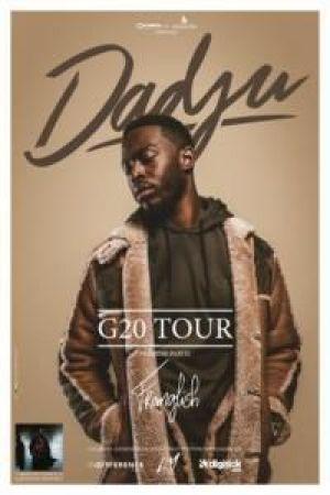 Dadju : G20 Tour