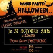 Eschau : Dance Party Halloween