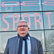 Daniel Braun, président de l'ASPTT : «Un peu de passion... mais surtout pas trop»