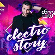Danny Wild présente la soirée Electro Story