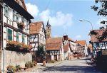 Dans les rues de Langensoultzbach