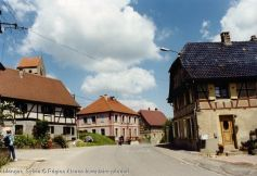 Dans les rues de Tagolsheim